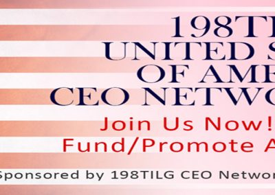198TILG United State Of America CEO Network, USA
